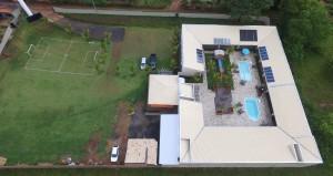 Hotel Pousada Parque das Águas em Olímpia