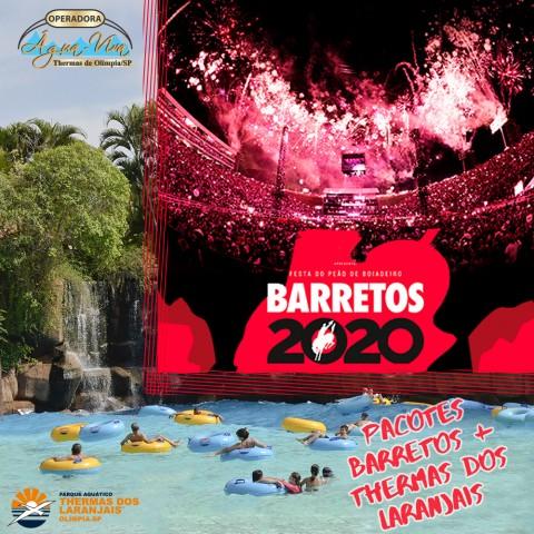 Imagem representativa: Promoção Barretos 2020 | Olímpia SP | Reserve Agora
