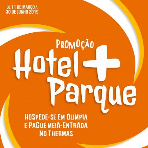 Imagem representativa: Promoção Hotel  + Parque