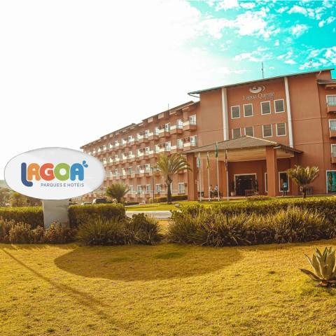 Imagem representativa: Conheça em Caldas Novas o Lagoa Quente Hotel | Reserve Agora