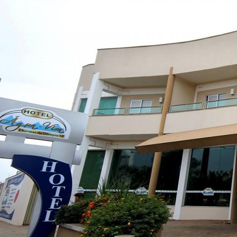 Imagem representativa: Hotel Água Viva | Reserve Agora