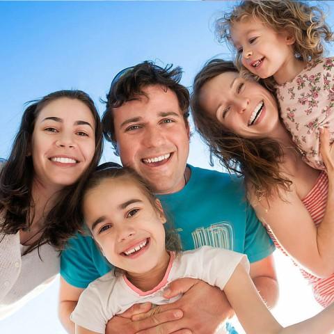 Imagem representativa: Promoção pacote família