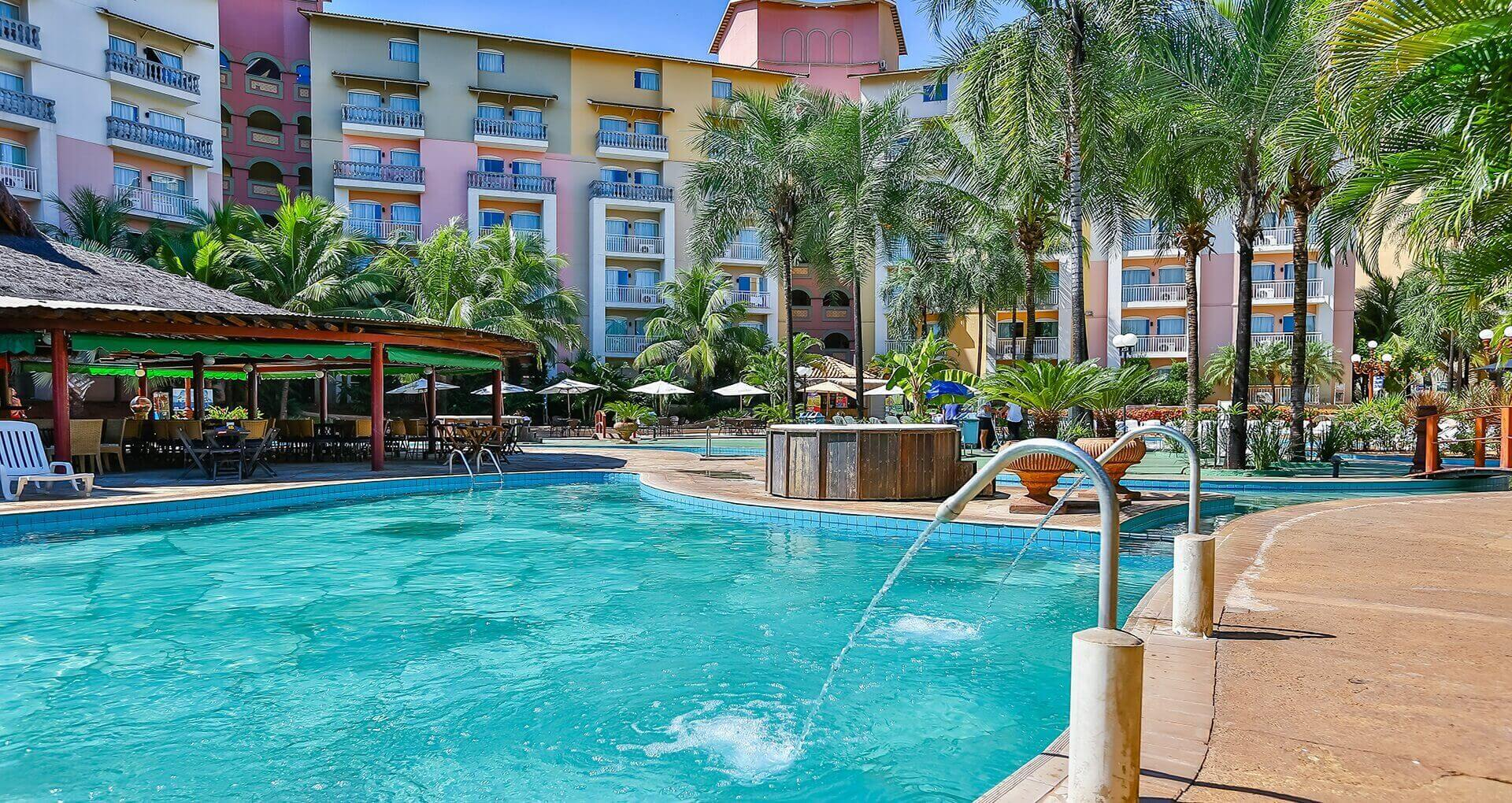 Thermas de Olímpia Resort
